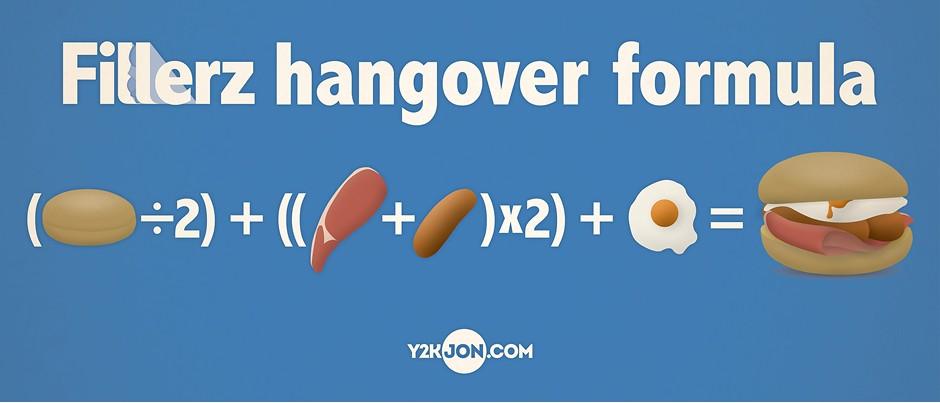Fillerz Hangover Formula