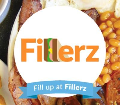 Fillerz Rebrand